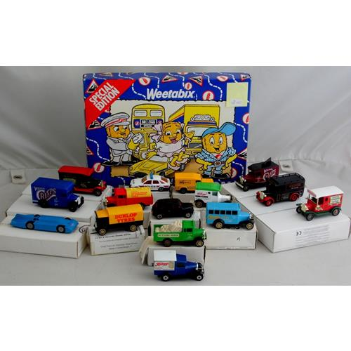 Collection of Corgi,Matchbox & Lledo  Collectors Models. Mint & Boxed.
