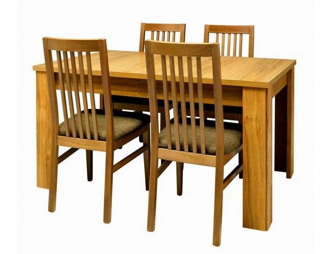 Caxton Strand Dining Table & Chair Set